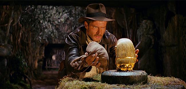 L'oesophage, antre du tube digestif : imagine un peu Indie déjouant les pièges dans la grotte... A ton tour !