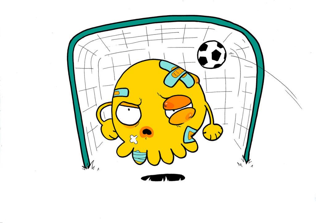Ton intestin irrité, c'est un peu comme un gardien de foot épuisé, les cellules laissent tout passer...