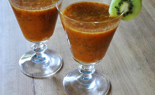 Un bon smoothie pour soigner le reflux gastro-oesophagien