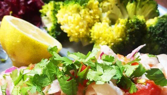 Ceviche tout frais pour soigner les villosités de ta muqueuse intestinale.