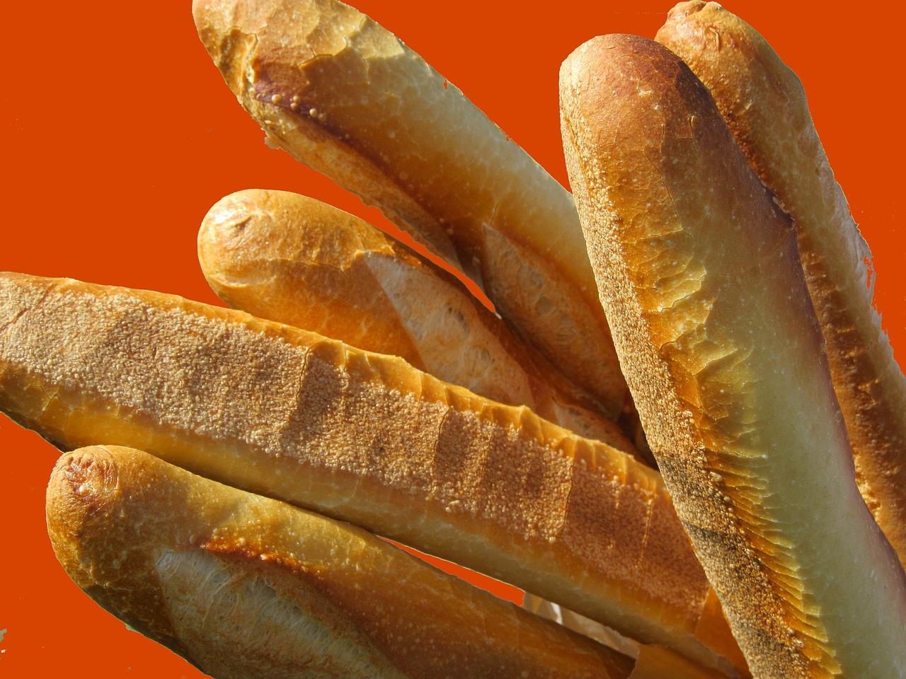 La baguette est souvent utilisée comme indice de sucre maximum pour évaluer les autres aliments via l'index glycémique.