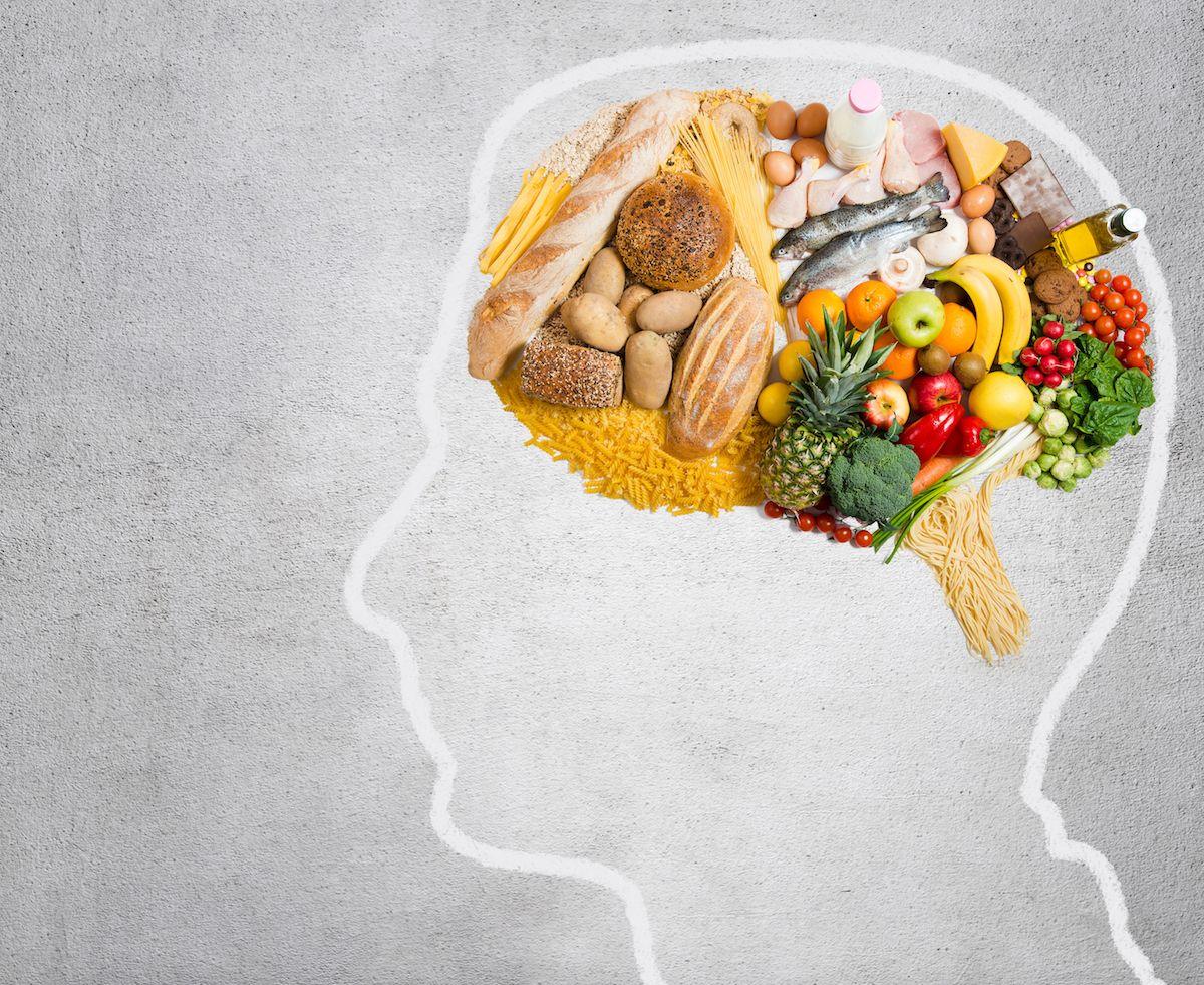 Nous sommes ce que nous mangeons, ne sous-estimons pas l'impact de la bouffe sur notre corps.